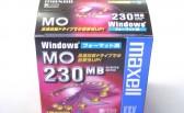 3.5インチ MO DISK 230MB_4